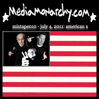 media monarchy mixtape010: american x