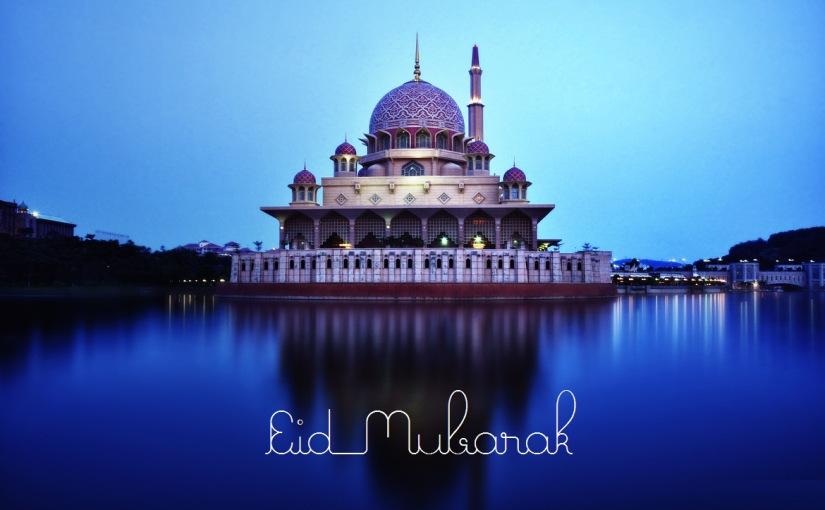 Eid Mubarak Quotes English Sayings