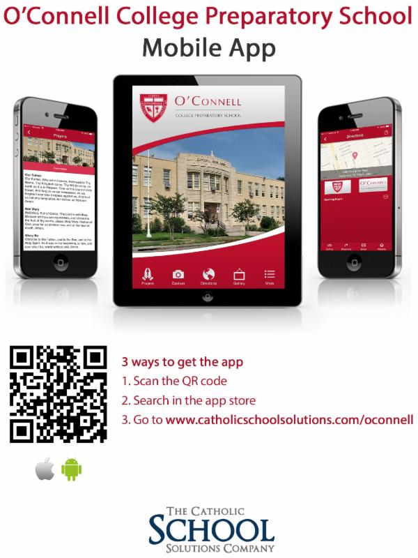 oconnell app