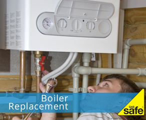 Boilerline boiler-replacement advert