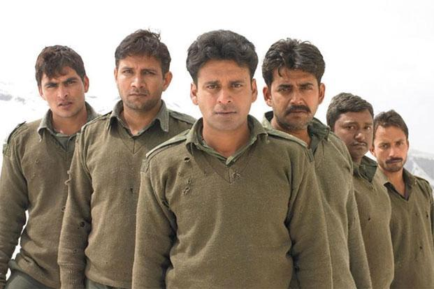 1971, 2007: Bajpayee (centre) plays an army major who hatches a plan to escape the Pakistani camp in which Indian prisoners of war are being held during the 1971 conflict.