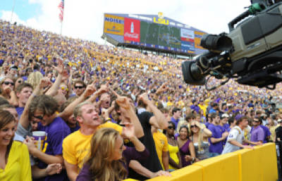 Watch, Listen to and Support LSU