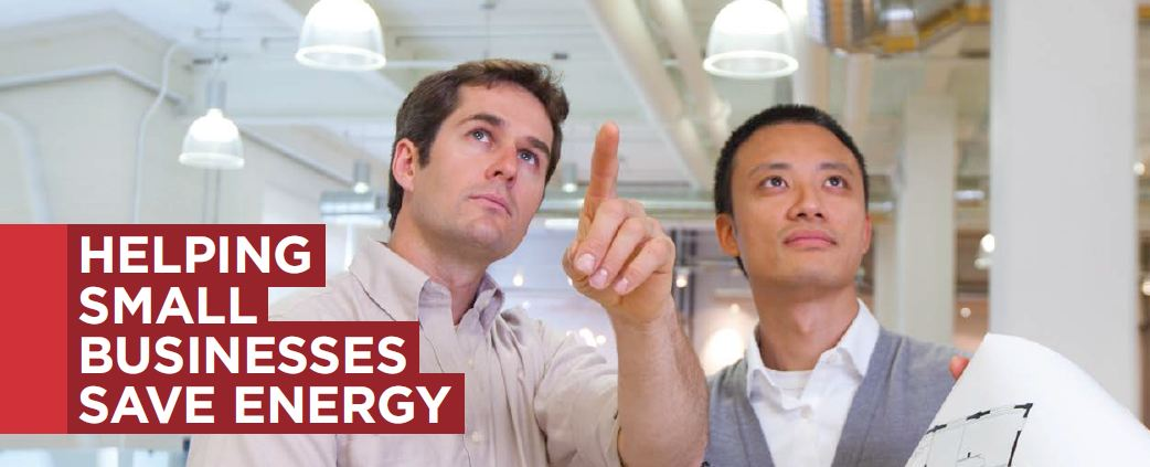 Helping Small Businesses Save Energy