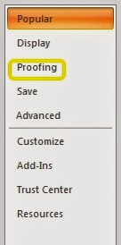 how to turn off microsoft word spellchecker