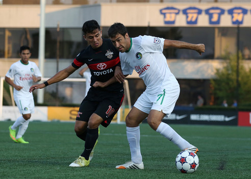 NASL Fall Season 2015: New York Cosmos v San Antonio Scorpions-slide0