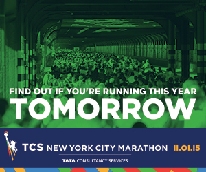 TCS New York City Marathon Drawing