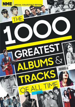 The 1000 Greatest Tracks and Albums of All Time