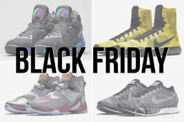 Release Report: 2015 Black Friday Through Cyber Monday Releases