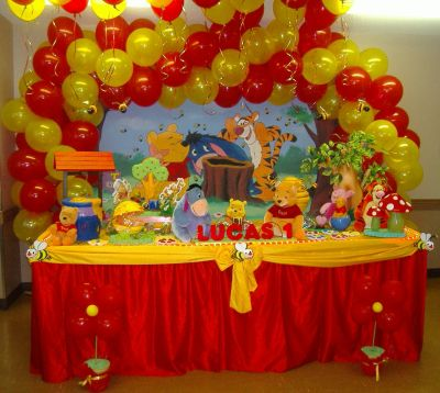 Party Ideas on Birthday Party Decoration Ideas Interior Decorating