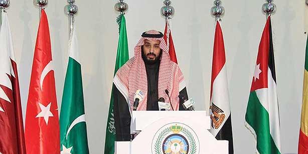 Turkey joins Saudi-led Islamic military alliance against terrorism