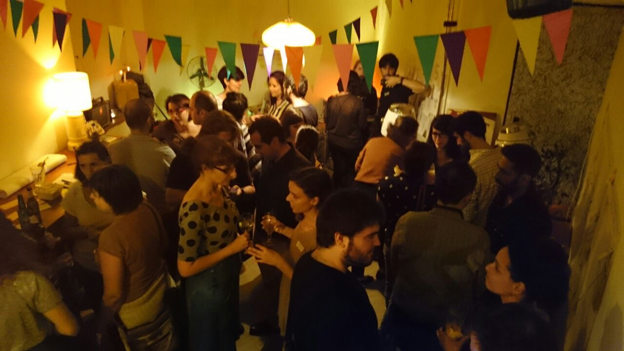 Service Design Drinks Madrid Sept 2014