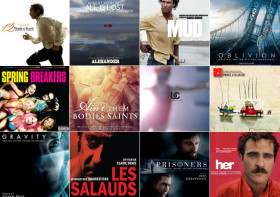 The 15 Best Film Scores Of 2013