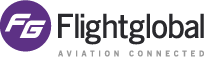 Flightglobal Aviation Connected Logo