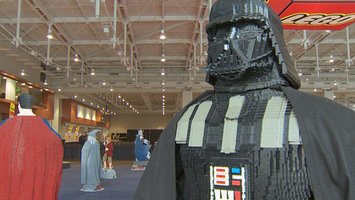 LEGO KidsFest Takes Over Music City Center