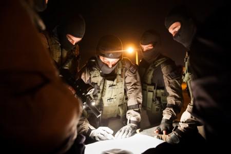 Lotar Eilat Counterterrorism Unit 3