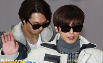 [Airport Fashion/Photo] CNBLUE Heads to Japan for ′FNC Kingdom′ Concert