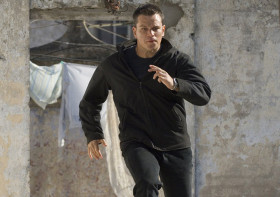 Matt Damon Talks 'Bourne 5' & Says He Won't Be Doing Any Superhero Films