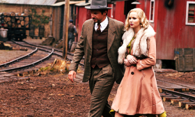 New Images Of Jennifer Lawrence & Bradley Cooper In Susanne Bier's 'Serena'