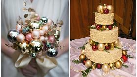 当婚礼遇上圣诞 会碰撞出什么样的火花呢?