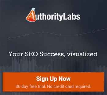 Sign Up for AuthorityLabs