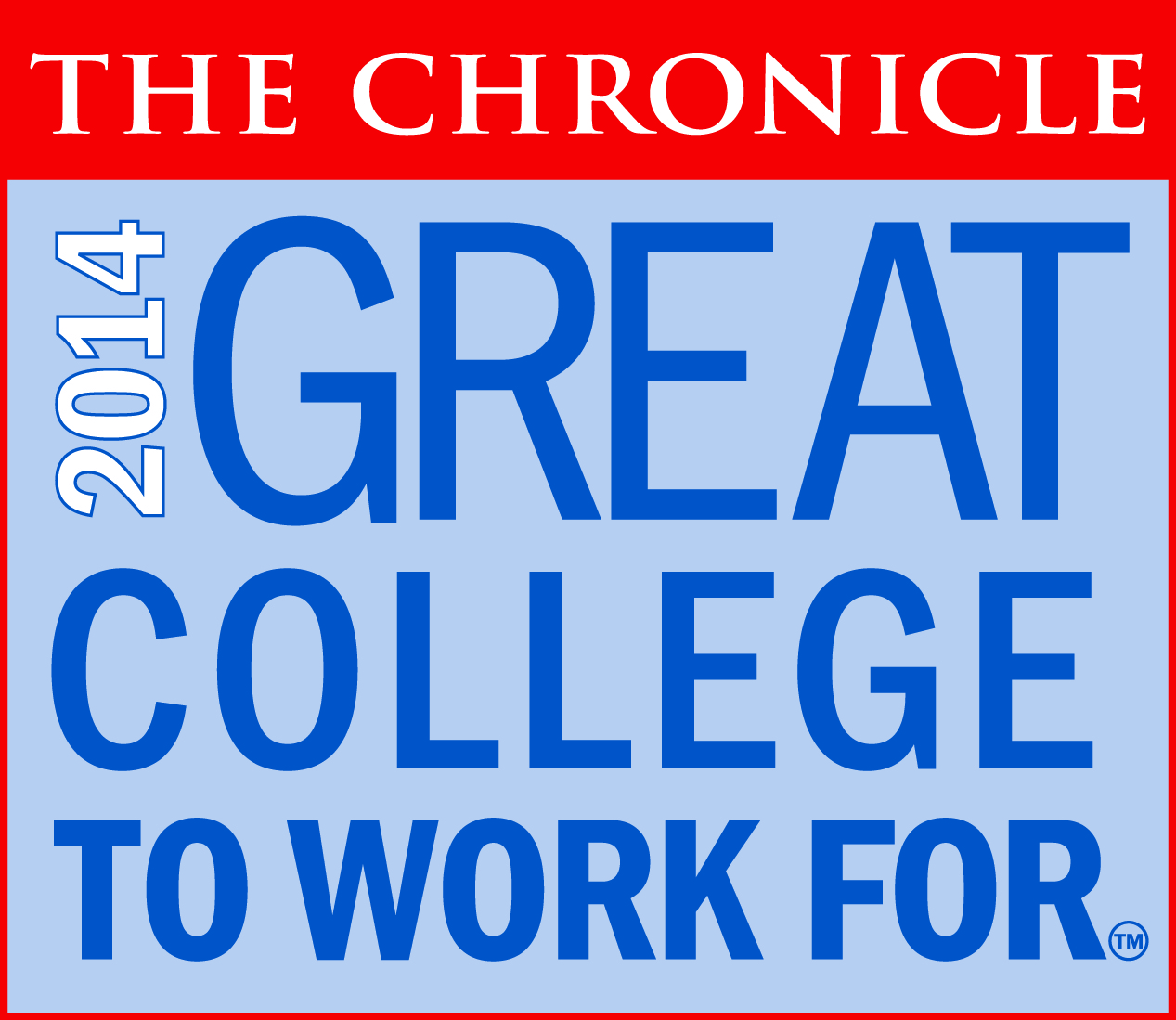 Great Colleges To Work For