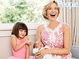 Ashley Scott Introduces Daughter Iyla Vue: 'I Just Love' Her Unique Name