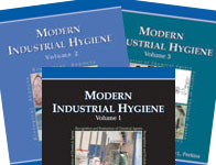Modern Industrial Hygiene, 3 Volume Set
