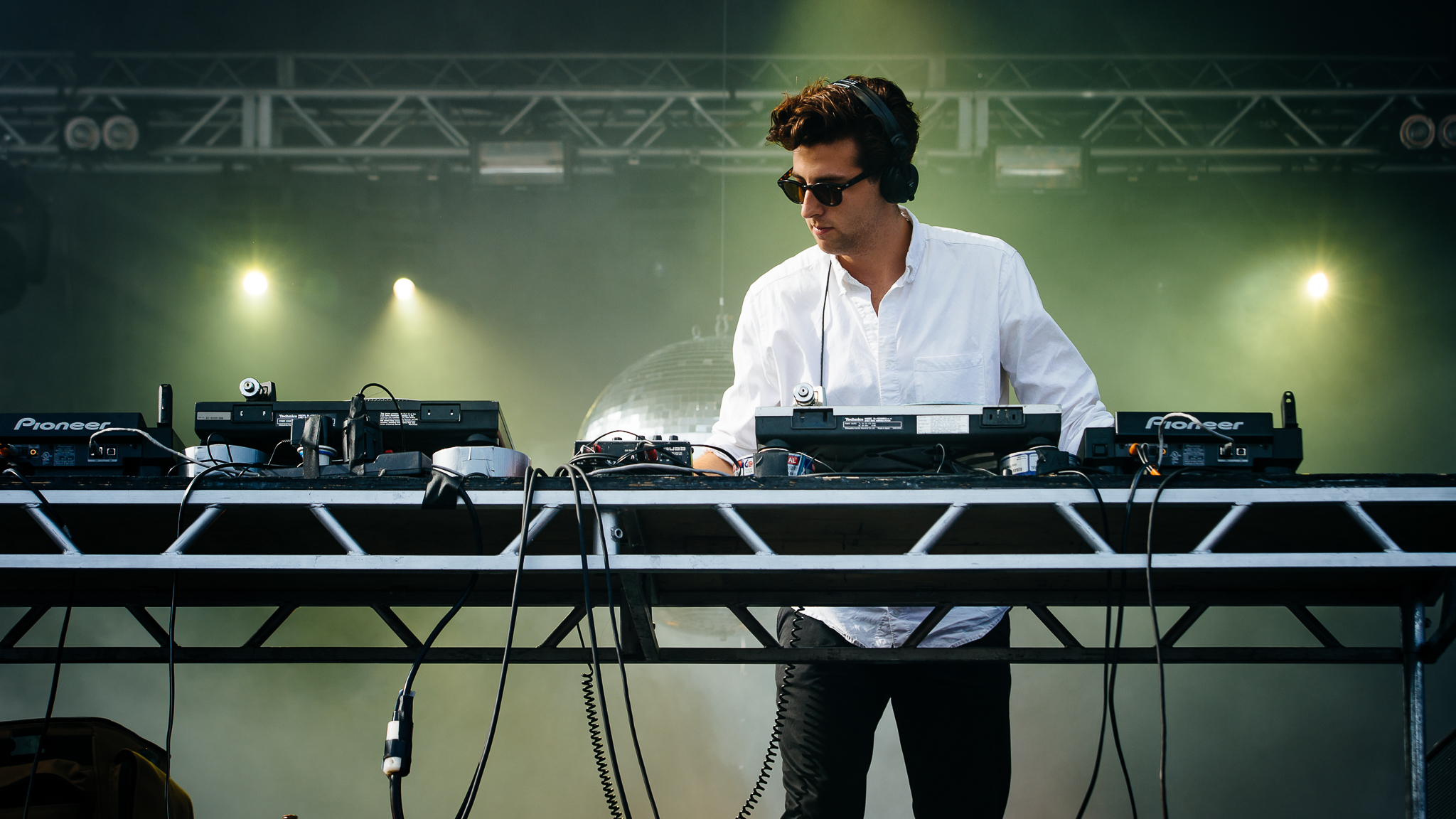 Jamie xx, Richie Hawtin, A$AP Rocky and more at Mana
