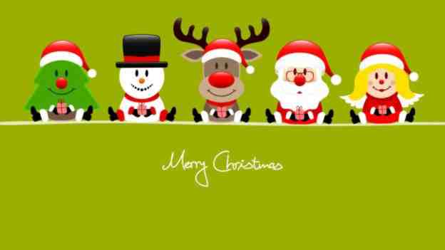 christmas - Marry Christmas and Happy New Year