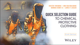 Quick Selection Guide to Chemical Protective Clothing, 6th Edition