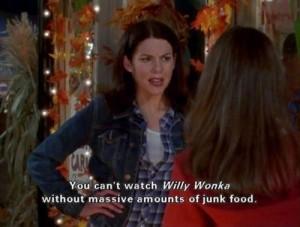 Gilmore Girls 1x07