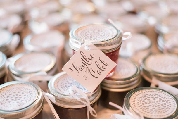 rustic pink Tannery Event Centre wedding (43)