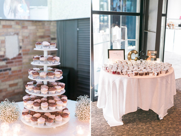 rustic pink Tannery Event Centre wedding (42)