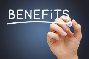 monetary benefits