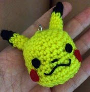 http://www.ravelry.com/patterns/library/pikachu-head-key-chain