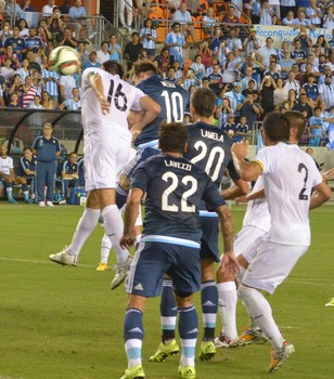 International Friendly: Argentina v Bolivia - Houston, TX September 4 2015-slide0