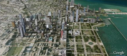 Google Earth in the browser
