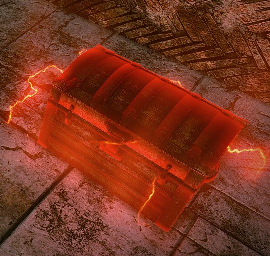 chest-red-flames