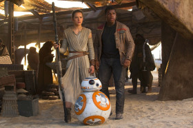 Watch: 32-Minute Talk With J.J. Abrams And Lawrence Kasdan About 'Star Wars: The Force Awakens' And More