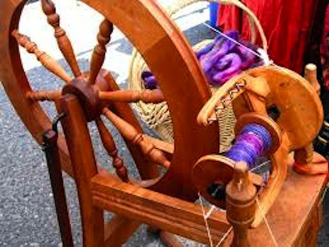 Spinning demonstrations and workshops will be offered at the Sheep and Wool Festival.