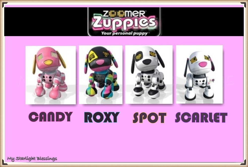 Zoomer Zuppies Puppies