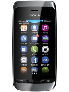 Nokia Asha 309 basic feature phone