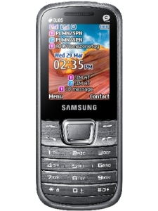 Samsung E2252 Mobile Phone Review