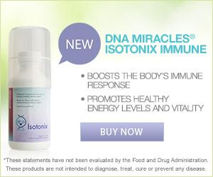 DNA Miracles Isotonix Immune