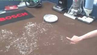 iRobot Roomba Demonstration