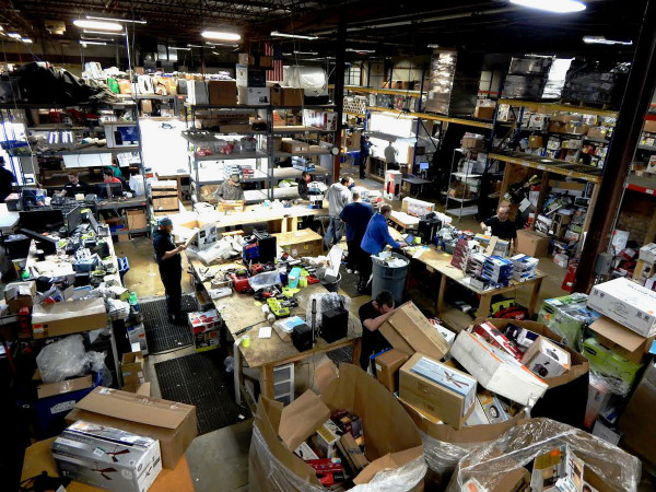 Inside the Hidden World That Handles Your Holiday Returns