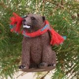 Conversation Concepts Bear Grizzly Original Ornament