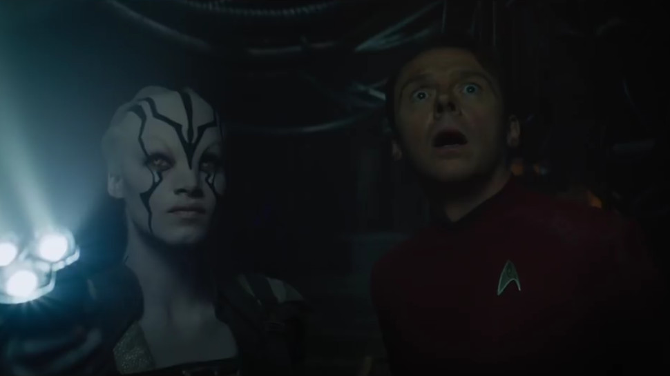 We Chatted STAR TREK BEYOND While on Set with Writer/Star Simon Pegg