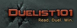 Duelist101.com Read. Duel. Win.