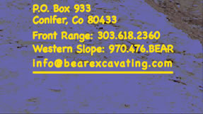Bear Excavating company - Residential and Commercial Site Solutions